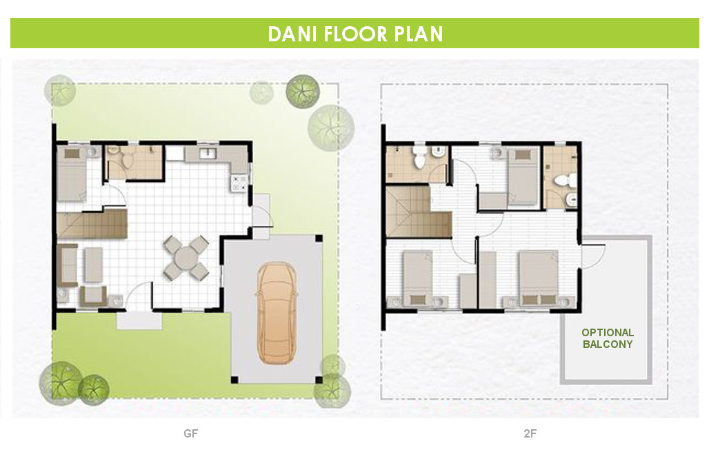 Dani  House for Sale in Subic