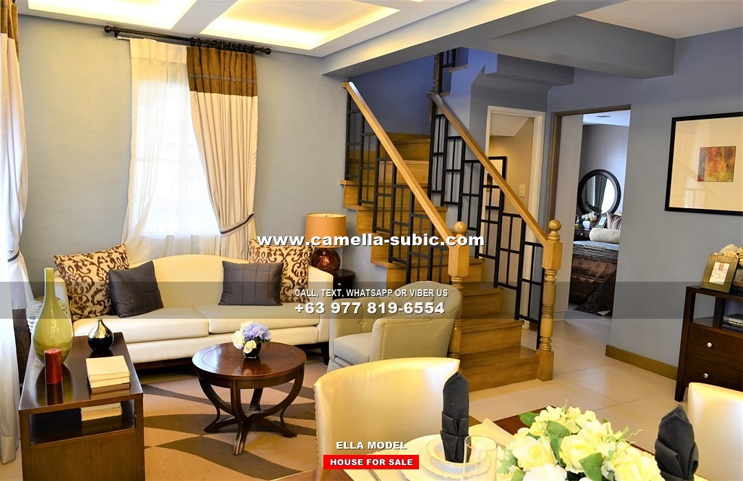 Ella House for Sale in Subic