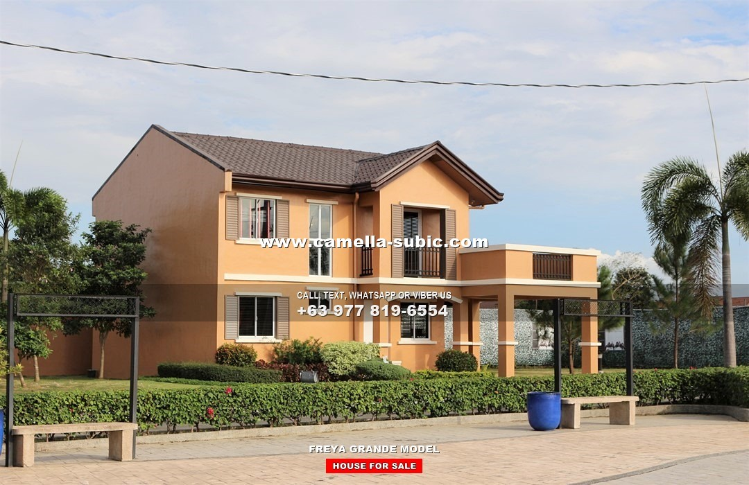 Freya House for Sale in Subic
