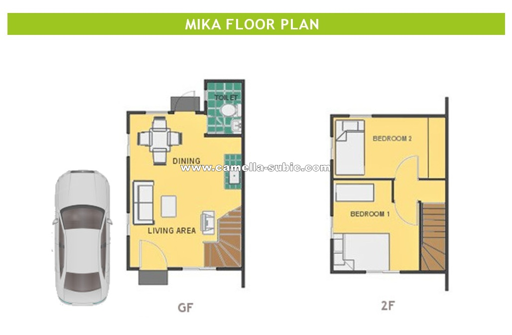 Mika  House for Sale in Subic