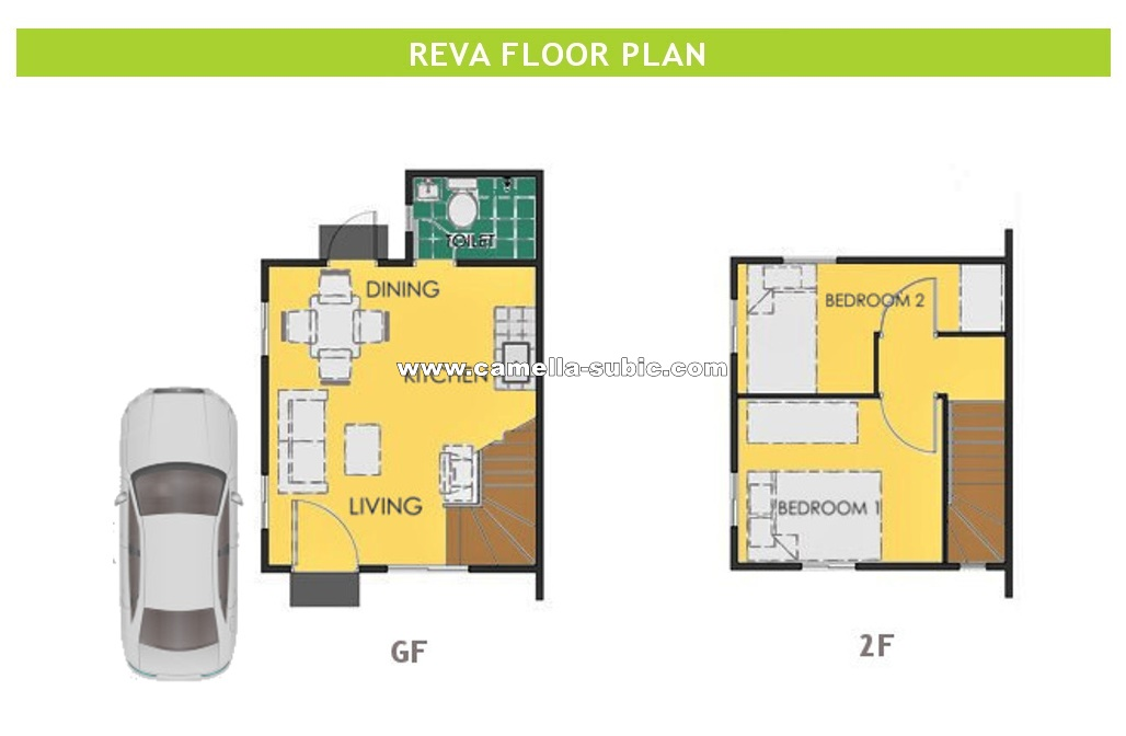 Reva  House for Sale in Subic