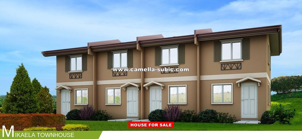 Mikaela House for Sale in Subic