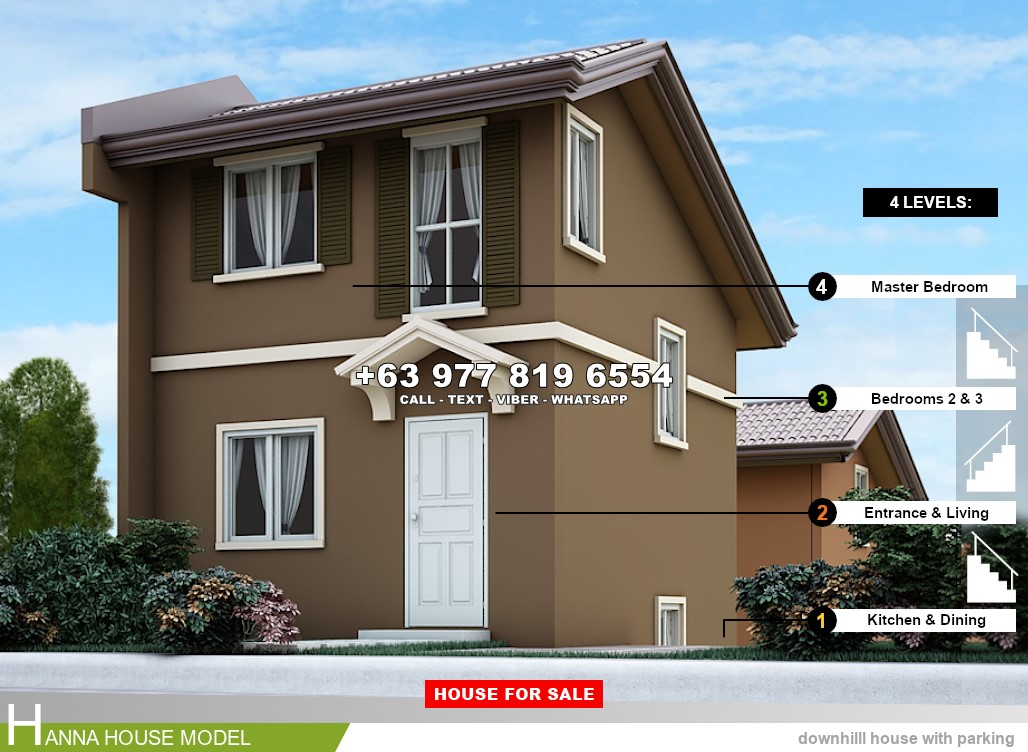 Hanna House for Sale in Subic