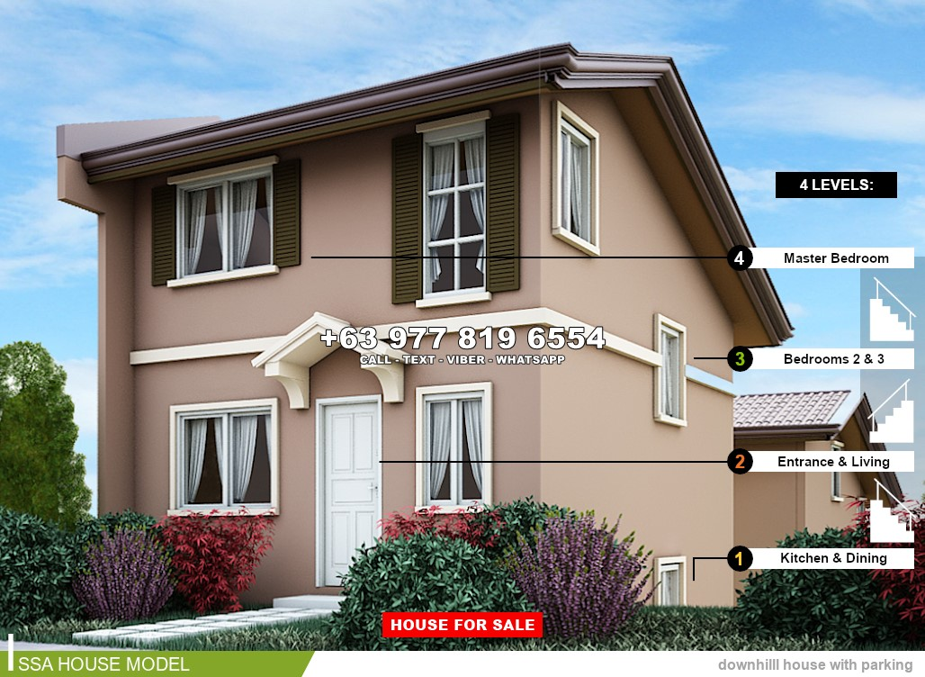 Issa House for Sale in Subic