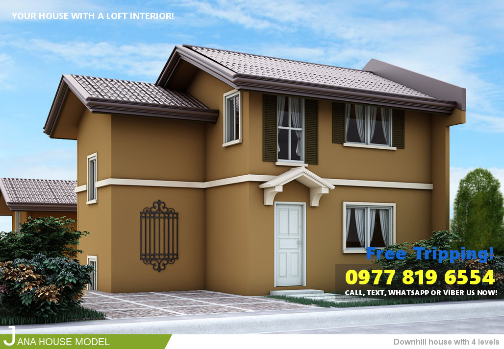 Janna House for Sale in Subic