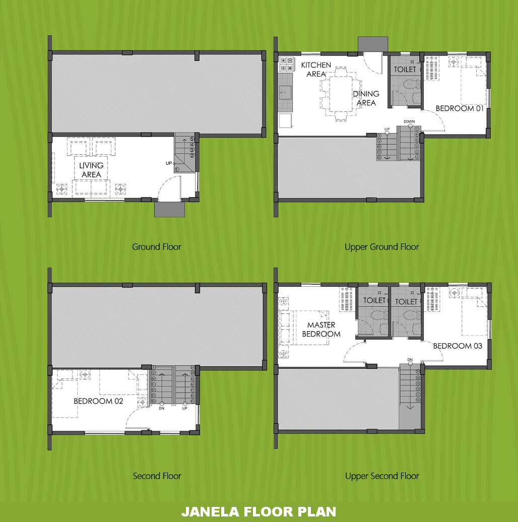 Janela  House for Sale in Subic