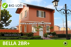 Bella House and Lot for Sale in Subic Philippines