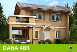 Dana House and Lot for Sale in Subic Philippines