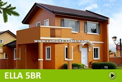 Ella House and Lot for Sale in Subic Philippines