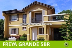 Freya House and Lot for Sale in Subic Philippines