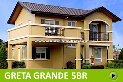Greta House and Lot for Sale in Subic Philippines