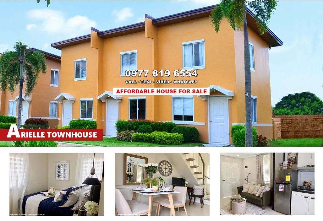 Arielle House for Sale in Subic