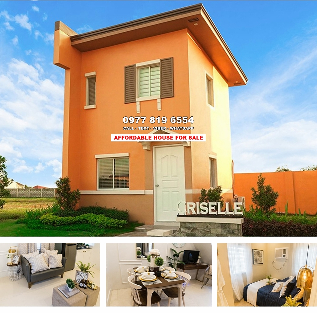 Criselle House for Sale in Subic