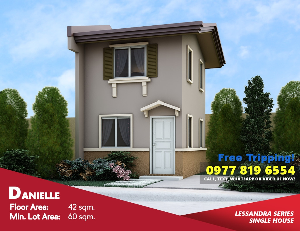 Danielle House for Sale in Subic