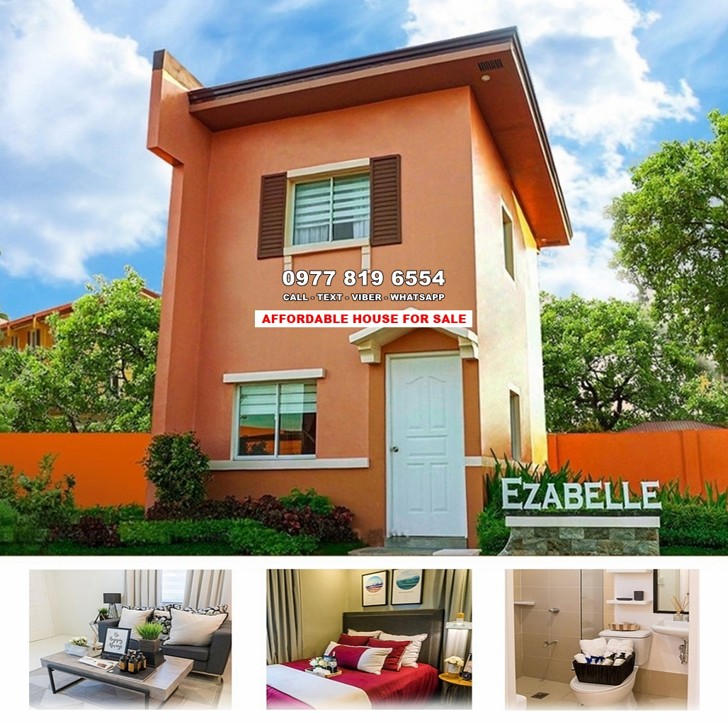 Ezabelle House for Sale in Subic