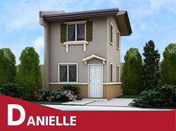 Danielle - Affordable House for Sale in Subic