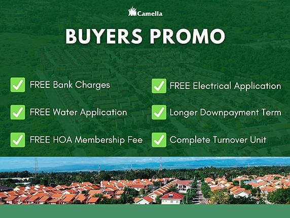 Promo for Camella Subic.