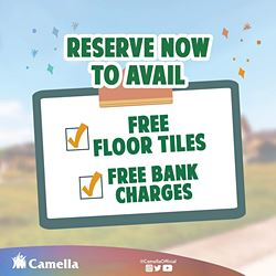 Promo for Camella Subic.
